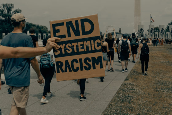 "There's No Such Thing As ""Systematic Racism"""