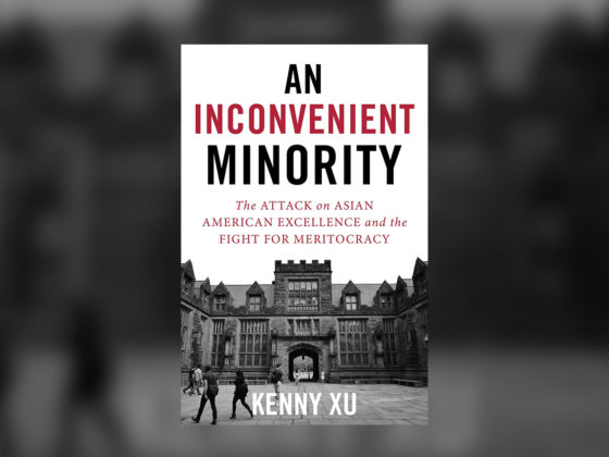One of Critical Race Theory's Major Harms: Asian American Discrimination